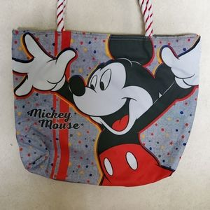 Mickey Mouse really nice canvas tote